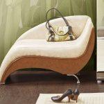 банкетка изогнутое кресло