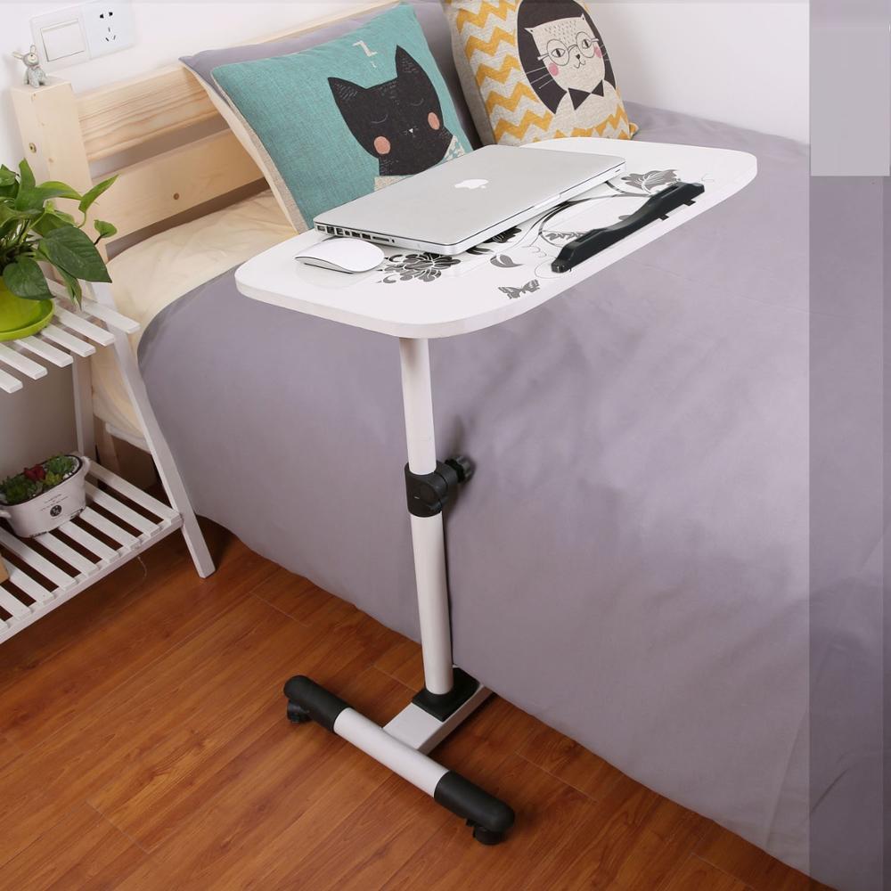 функциональный прикроватный столик под ноутбук