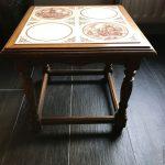 прикроватный столик ручной работы