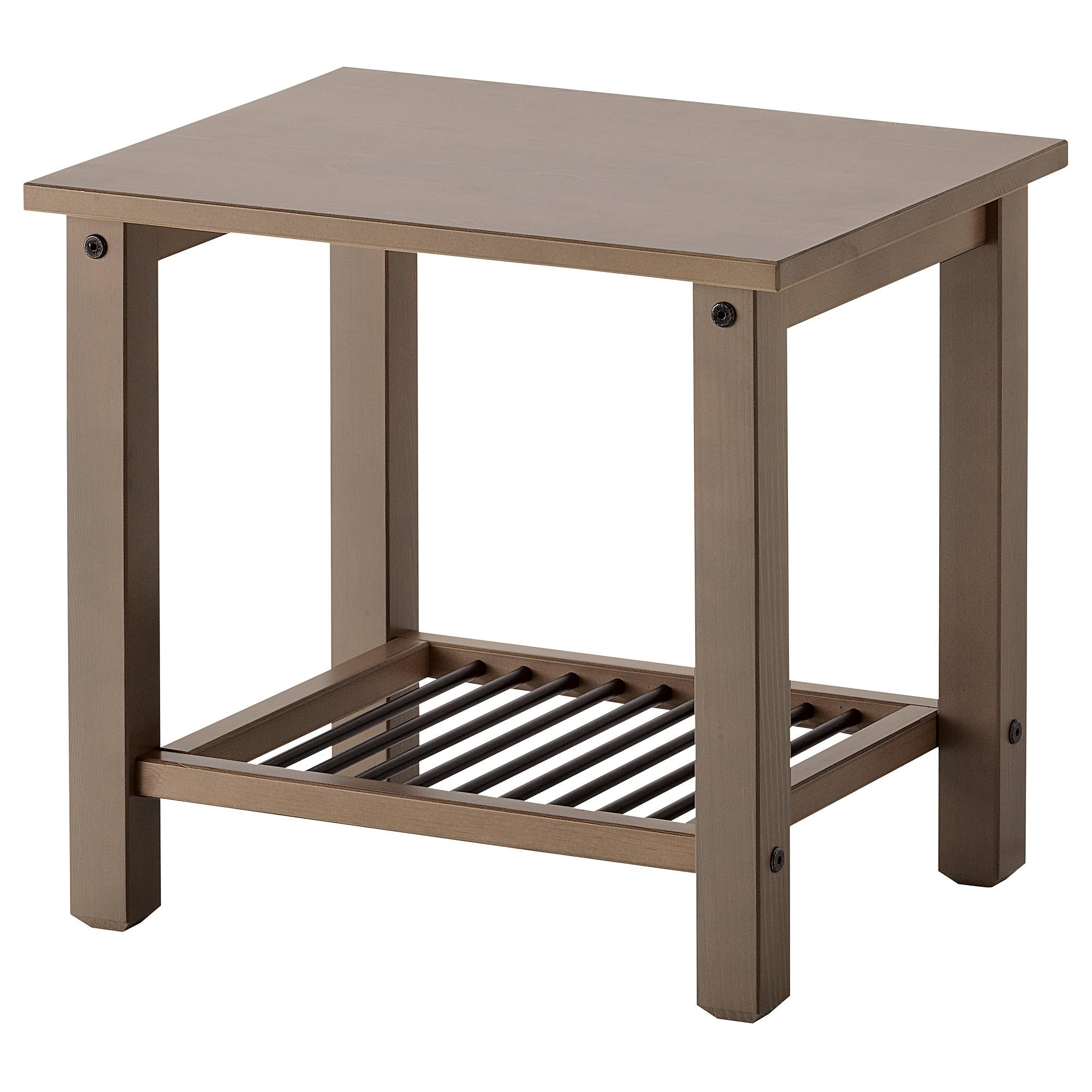 прикроватный столик с решоткой