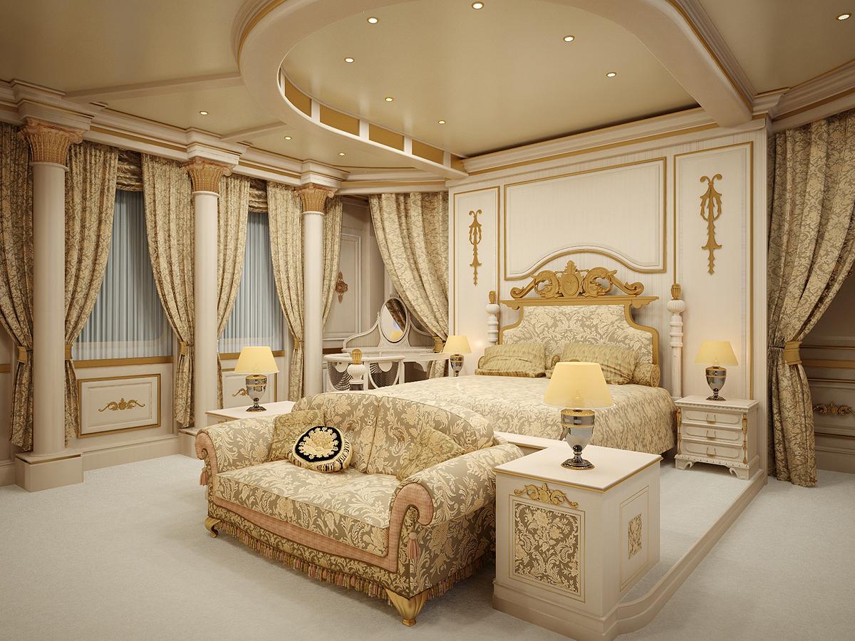 спальня исторический ампир