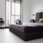 спальня серых оттенков