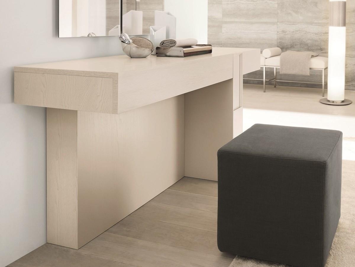 туалетный столик в стиле минимализм