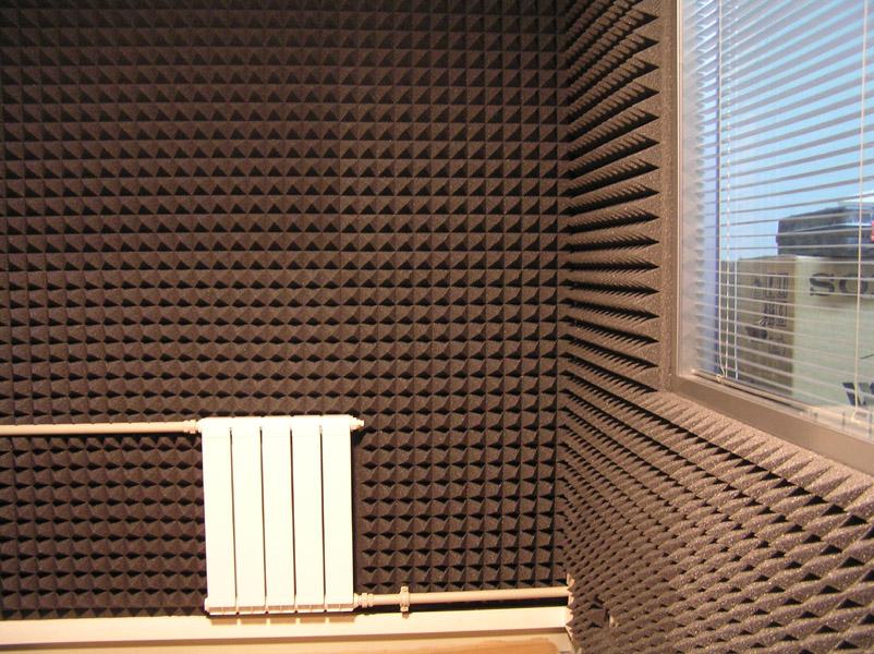 звукоизоляция стен комнаты