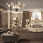 дизайн спальни в стиле классик