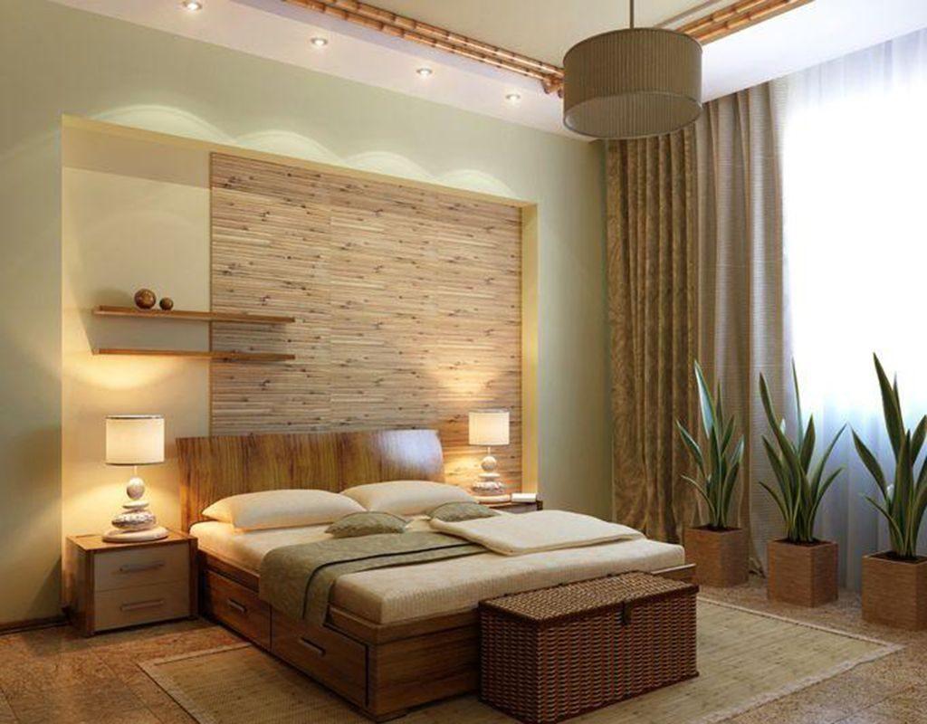 мебель в экостиле. декор и стены бамбук