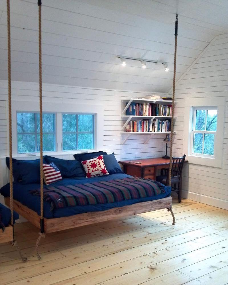 Подвесное спальное место