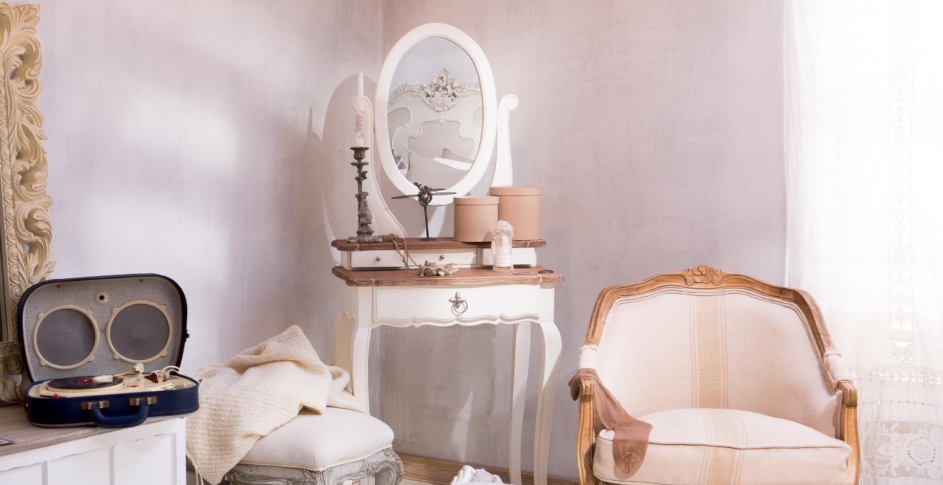 прикроватный столик как туалетный