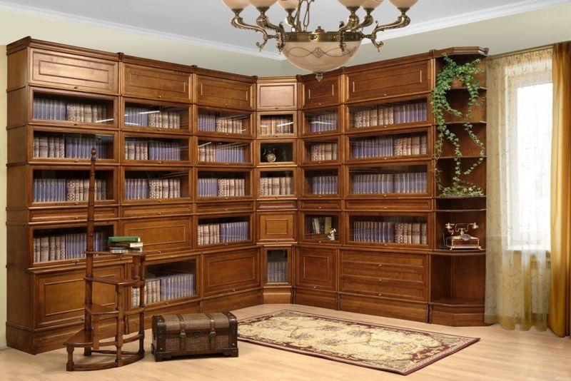 Почему покупают библиотеку.