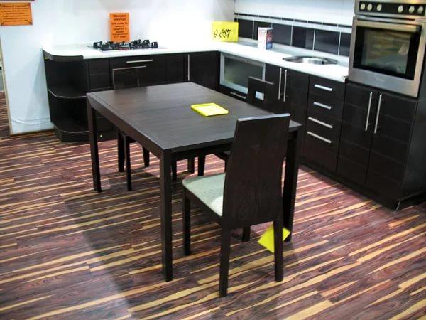 Линолеум для пола кухни