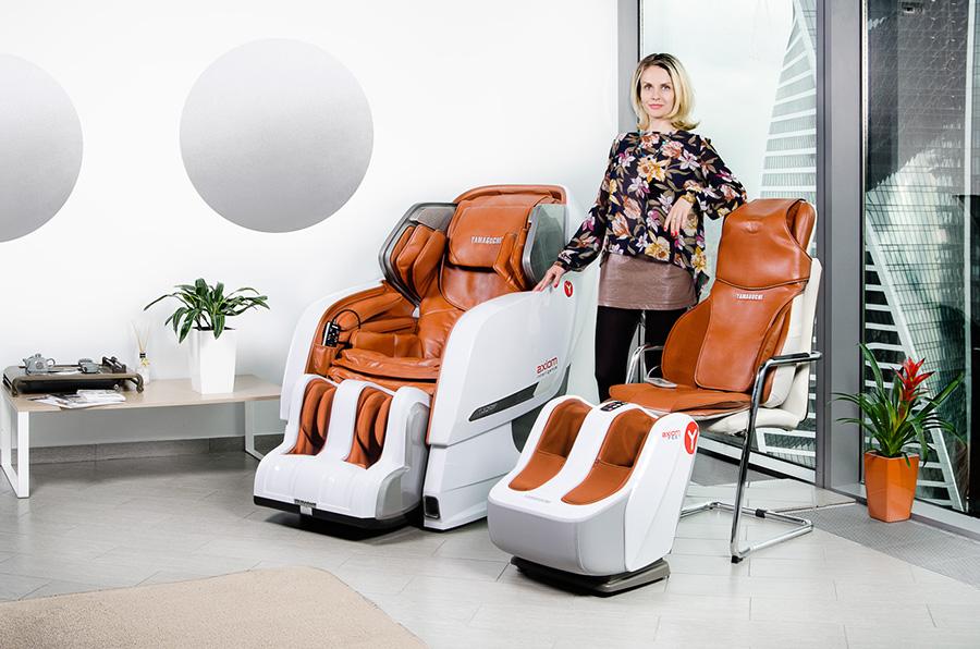 Выбираем качественное массажное кресло