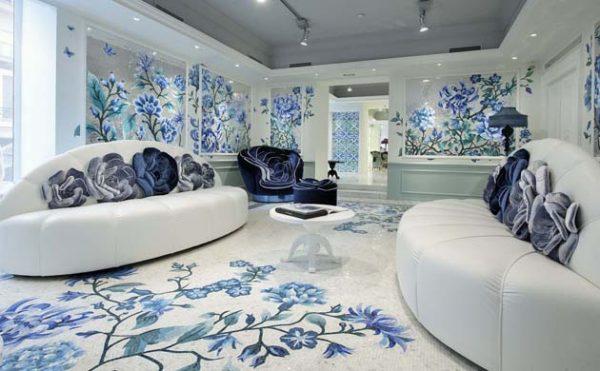 Уникальная коллекция мозаики Sicis
