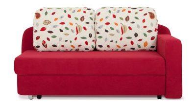 Как правильно выбрать диван-кушетку со спальным местом и пуфик для кухни?