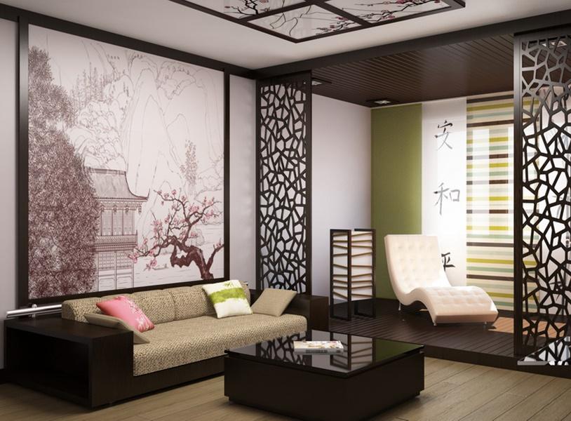 Японский стиль дизайна квартир
