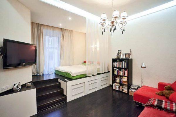 Перепланировка и совмещение комнат