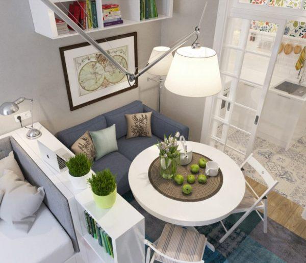 Покупка компактной мебели