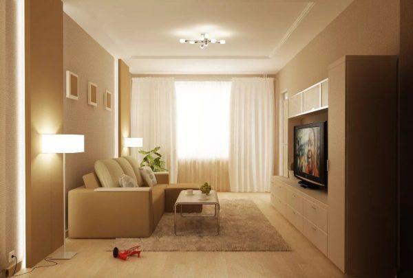 Маленькая квартира: секреты увеличения пространства