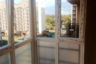 Установка балконов – недорогие способы остекления и отделки