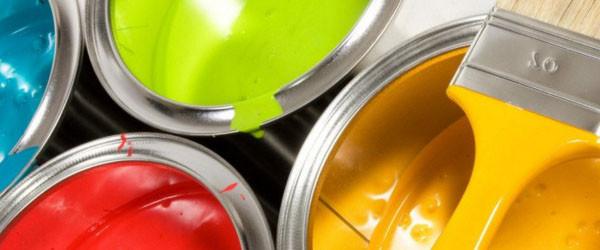 Какие бывают виды краски