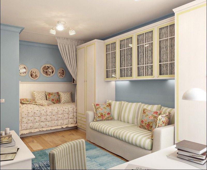 Как создать уют в малогабаритной квартире
