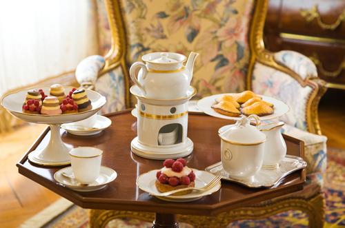 Столики для кофе и чая