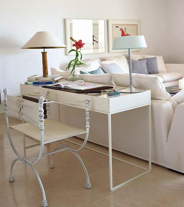 Стол для маленькой гостиной