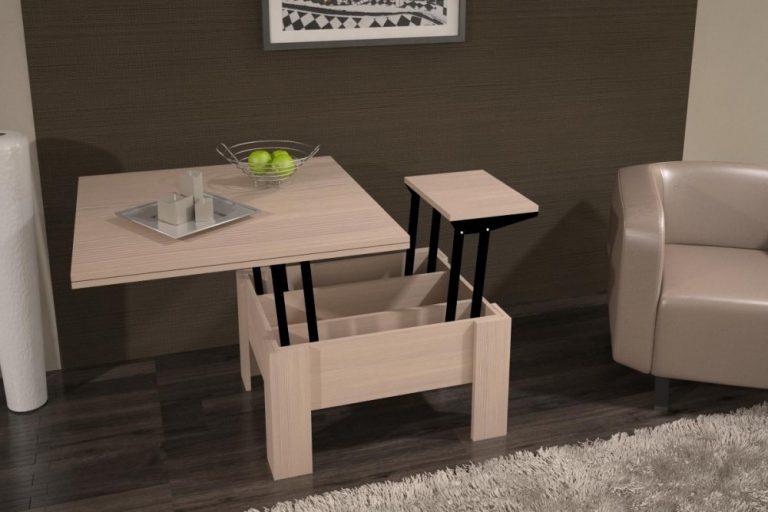 Что же представляет собой стол трансформер?