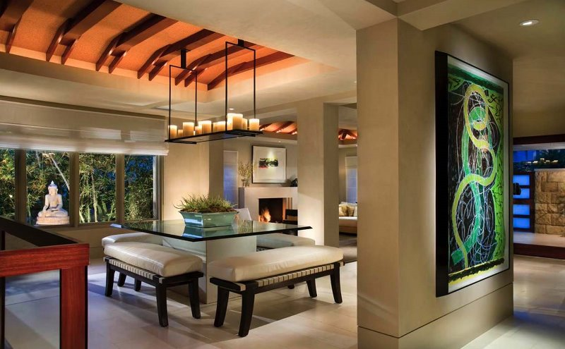 Фен-шуй квартиры: талисманы, зеркала, растения