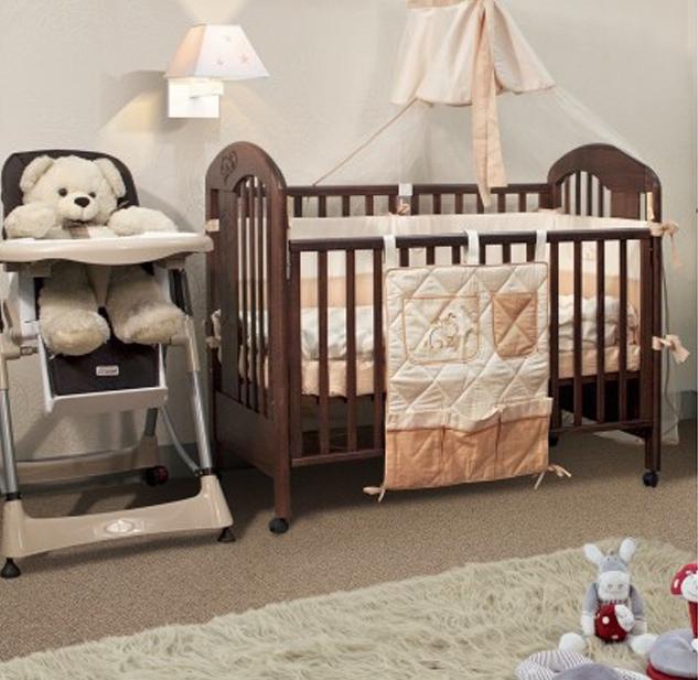 Какие бывают кроватки для новорожденных