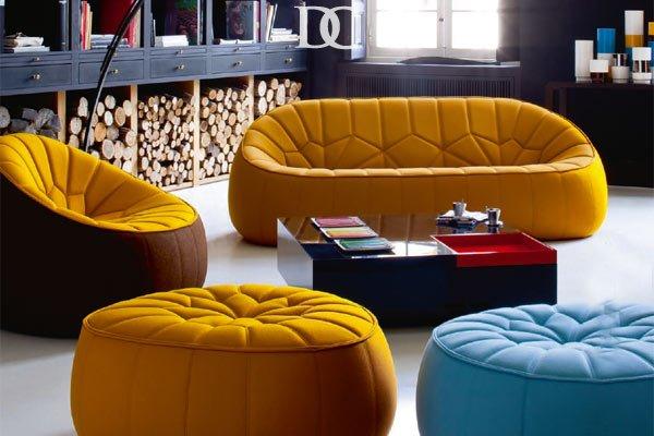 В линиях мебели Ligne Roset