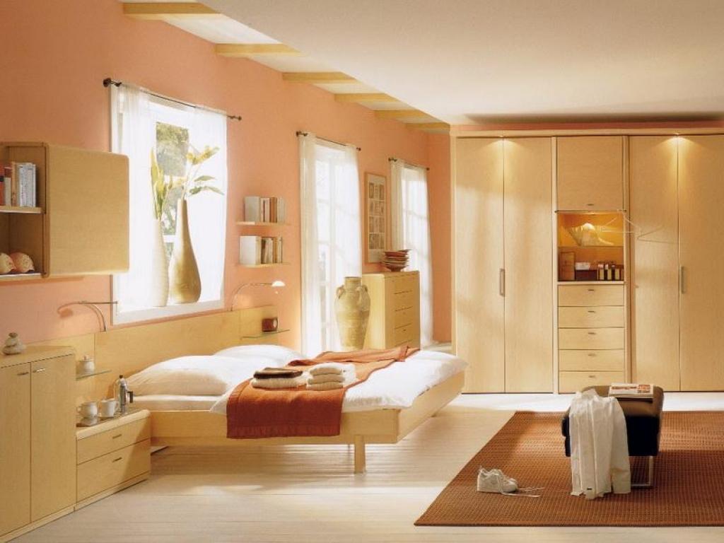 Выбираем цвет для спальни