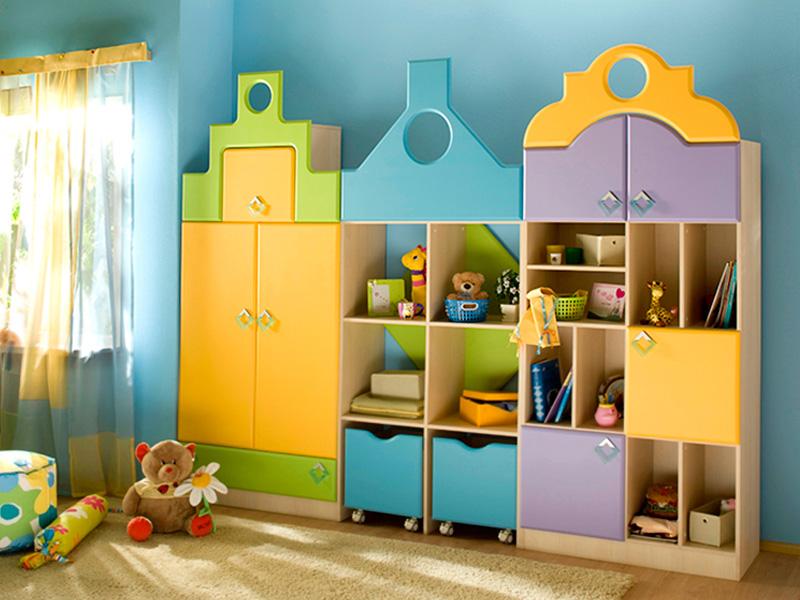 Мебель для детской комнаты: почему тамбурат?