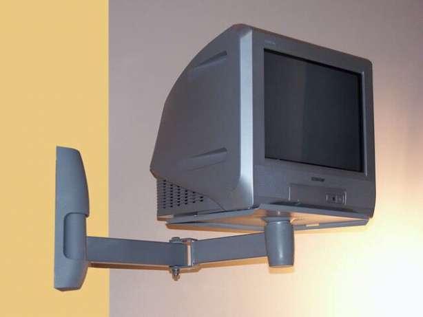 Виды кронштейнов для телевизора