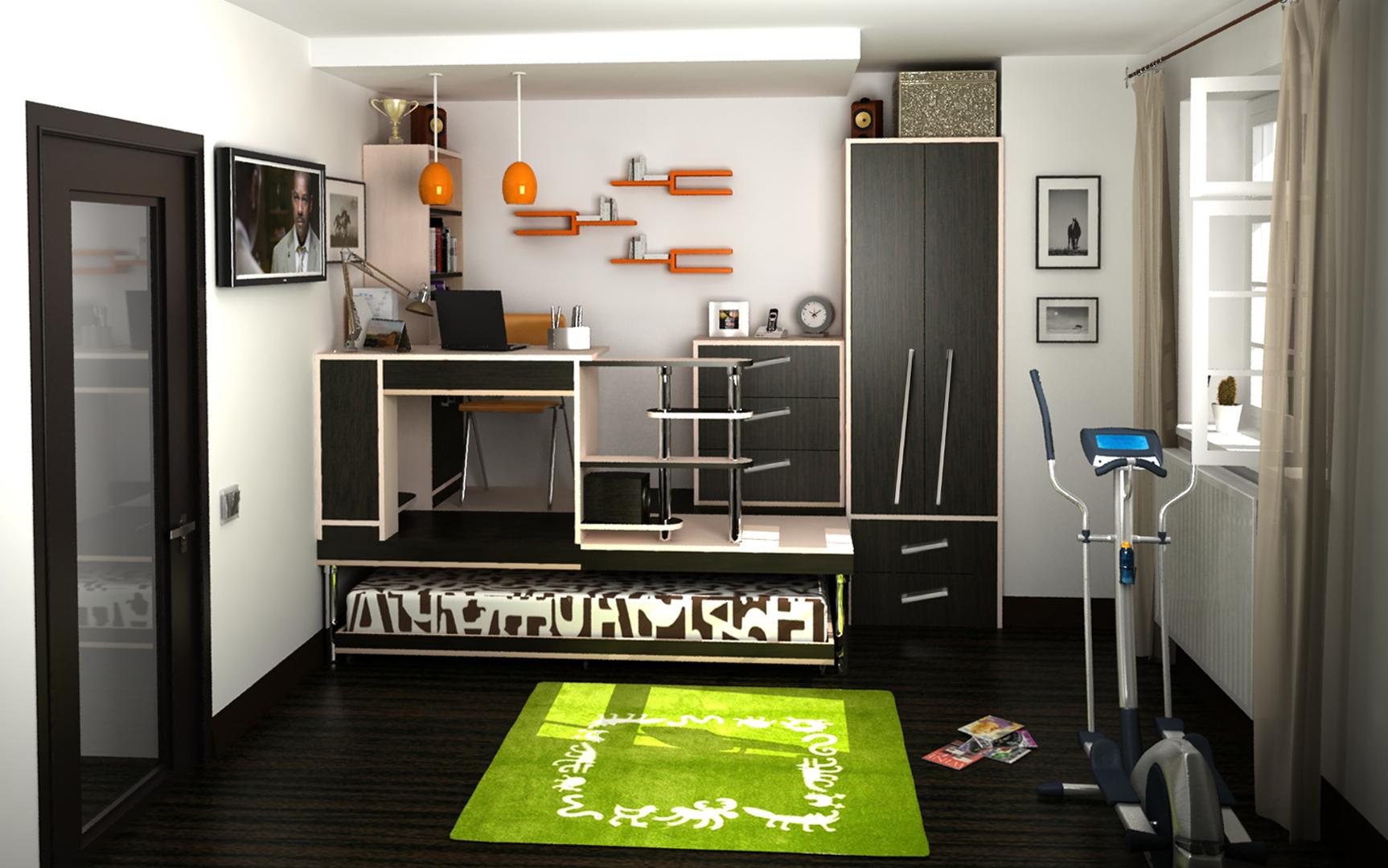 Комплекты многофункциональной мебели