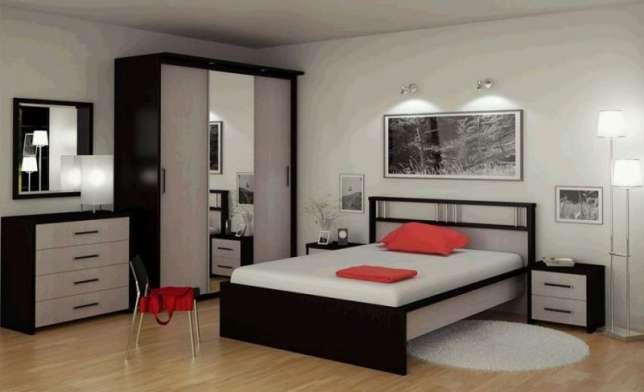 Мебельный гарнитур в спальне