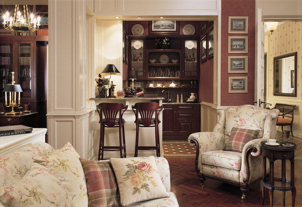 Викторианский стиль в мебели