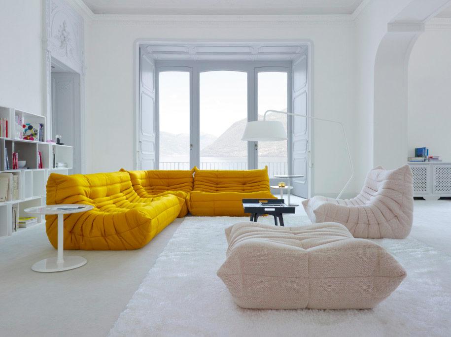 Дизайн французской мебели Ligne Roset