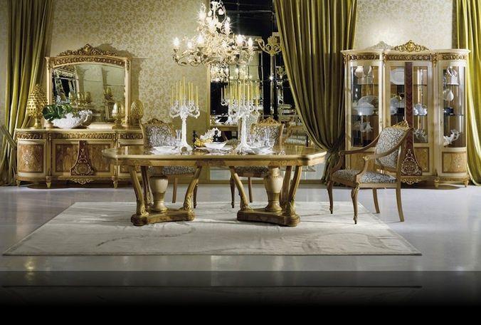 Мебель из Италии - роскошь и престиж