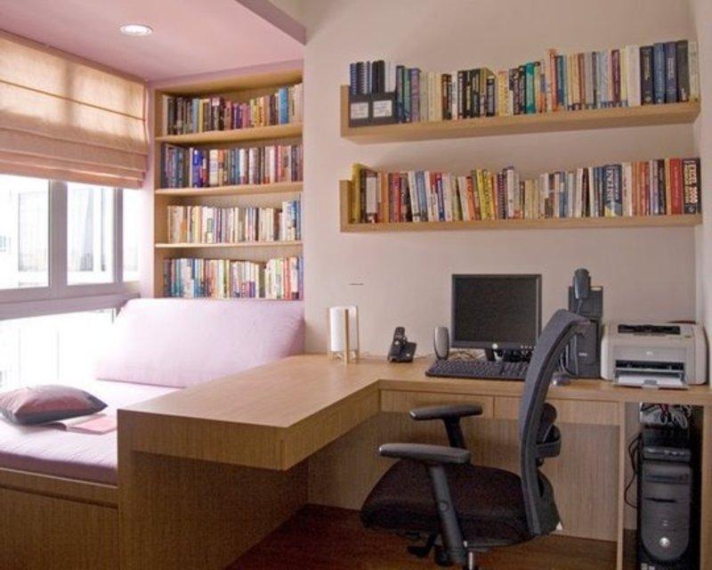 Спальня плюс полноценный кабинет