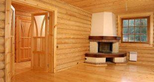 Отделка деревянных строений