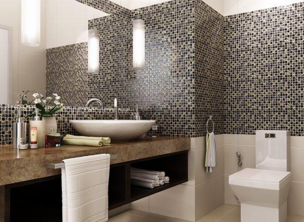 Китайская мозаика: популярный отделочный материал