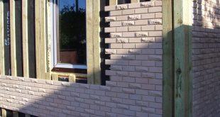 Способы облицовки дома