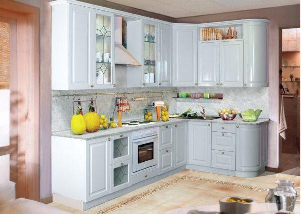 Кухня Miro Stella с эмалью