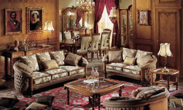 Дорогая итальянская мебель от larrydeco