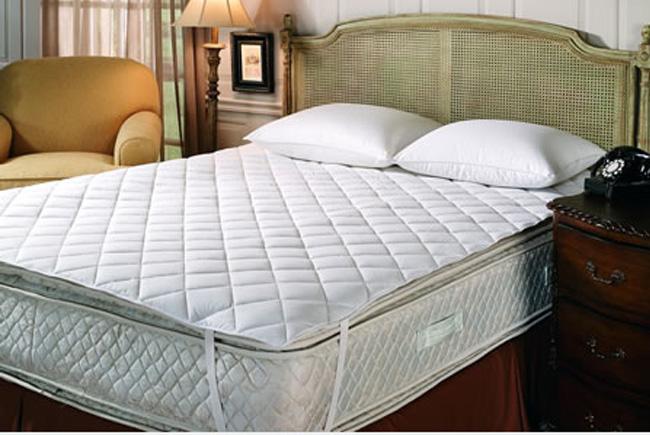 зачем покупать наматрасник для кровати