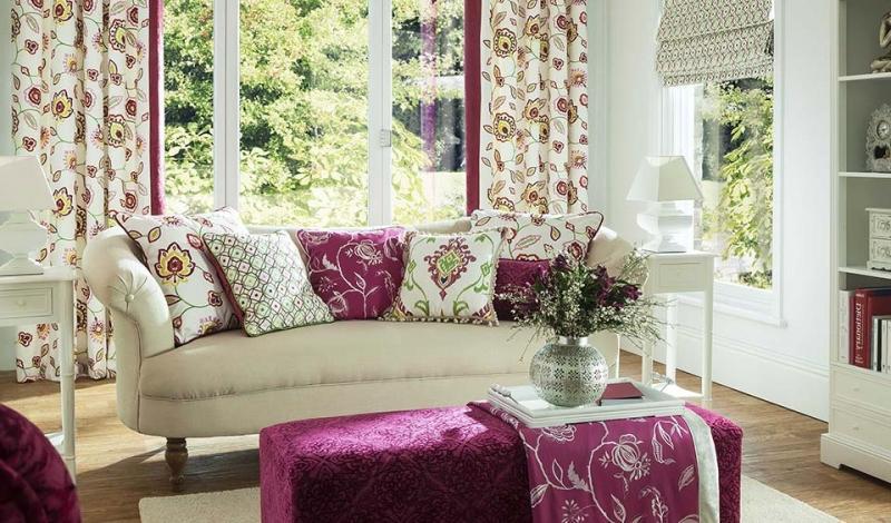 Как изменить интерьер с помощью текстиля