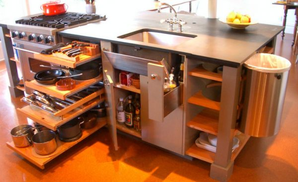 Как сделать кухню оригинальной