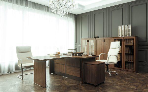 Кабинет руководителя и мебель