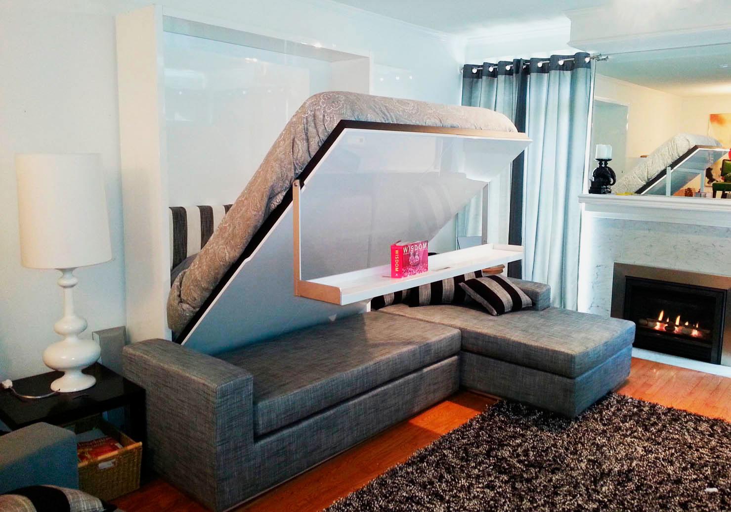 кровать для гостиной1