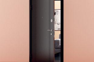 Внешний вид двери комфорт
